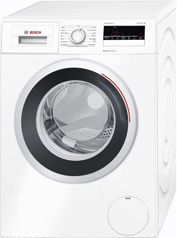 Bosch Vaskemaskine 7 Kg 1400 Omd Hvid/Hvid