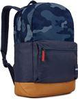 Case Logic rygsæk med penalhus 24 Liter - blå