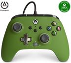 PowerA Xbox Enhanced Wired Controller Soldier