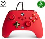 PowerA Xbox Enhanced Wired Controller Red