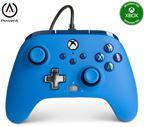 PowerA Xbox Enhanced Wired Controller Blue