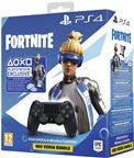 Playstation PS4, DualShock 4 Black/Fortnite VHC
