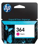 HP INK CARTRIDGE NO 364 MAGENTA