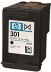 HP INK CARTRIDGE NO 301 BLACK