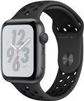 Apple MU6J2DH/A AppleWatch Nike+ Series4 GPS, 40mm Space Grey Aluminium Case w