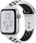 Apple MU6K2DH/A AppleWatch Nike+ Series4 GPS, 44mm Silver Aluminium Case with
