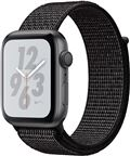 Apple MU7G2DH/A AppleWatch Nike+ Series4 GPS, 40mm Space Grey Aluminium Case w