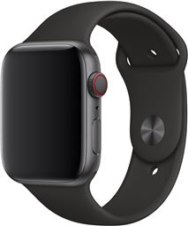 Apple MU9L2ZM/A 44mm Black Sport Band - M/L & X/L