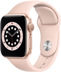 Apple MG123DH/A Watch Series 6 GPS, 40mm Gold Aluminium Case with Pink Sand Spor