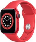 Apple M00A3DH/A Watch Series 6 GPS, 40mm PRODUCT(RED) Aluminium Case with PRODUC