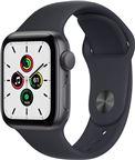 Apple Watch SE 2021 GPS, 40mm Space Grey Alu. Case Midnight Sport Band