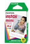 INSTAX COLORFILM MINI GLOSSY. (10/PK)