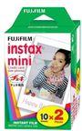 INSTAX COLORFILM MINI GLOSSY(10X2/PK)