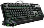 Cooler Master Devastator 3 Tastatur og mus-sæt Gummitrykknap 7 farver Kabling  P
