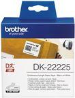 Brother DK-22225 Fortløbende mærkater   (3,8 cm x 30,5 m) 1rulle(r)