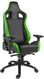 Alpha Gamer Polaris Racing Black/Green