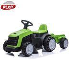 Nordic Play Traktor med anhænger 6V