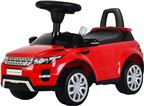Nordic Play Gåbil Land Rover Evoquve licens rød