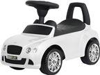 Nordic Play Gåbil Bentley GT licens hvid