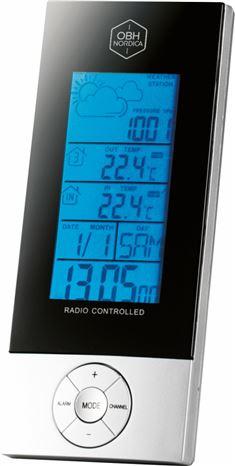 Vejrstation - Køb billige vejrstationer online med fri fragt c68fd759a166b