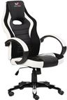 Nordic Gaming Charger Gaming Chair White Black