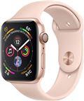 Apple MU682/EU Apple Watch Series 4 40mm GPS Gold med Pink Sand Sport Band