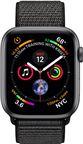 Apple MU672/EU Apple Watch Series 4 40mm GPS Space Grey med Black Sport Loop