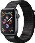 Apple MU6E2/EU Apple Watch Series 4 44mm GPS Space Grey med Black Sport Loop
