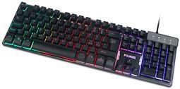 Fourze GK120 Gaming Keyboard, membrane