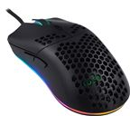 Fourze GM800 Gaming Mouse RGB Jet Black