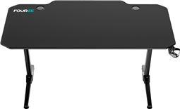 Fourze Gaming bord D1400 Black/Black
