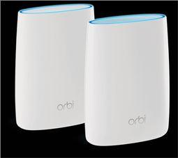 Netgear Orbi RBK50 AC3000 Tri-band WiFi Sys