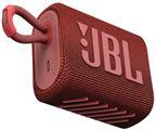 JBL Go 3, rød