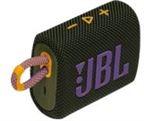 JBL Go 3, grøn
