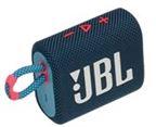 JBL Go 3, blå/pink