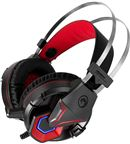 Marvo HG8914 Gaming Headset med Mic. Sort/Rød
