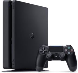 Sony PlayStation 4  1TB - Black (EU)