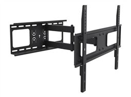 Deltaco Väggfäste för TV/skärm, 32-75'', max 50kg, 3 leder