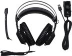 Kingston HyperX Cloud Revolver S headset, 3,5mm, 1m kabel, s