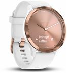 Garmin Vivomove HR Sport Rose Gold/White S/M