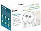 D-LINK DHP-P601AV PowerLine AV2 1000 HD Gigabit Passthrough