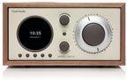 Tivoli Audio Model One+, walnut/beige