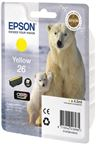 Epson CLARIA PREMIUM INK YELLOW 26