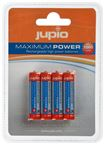 Jupio Rechargeable Batteries AAA 1000 mAh 4 pcs VPE-10