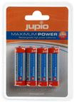 Jupio Rechargeable Batteries AA 2700 mAh 4 pcs VPE-10