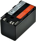 Jupio BP-955 4900 mAh- CANON XF100/XF105/XF300/XF305