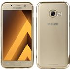 Viva Madrid Metalico Flex Case Galaxy A3 2017 Gold