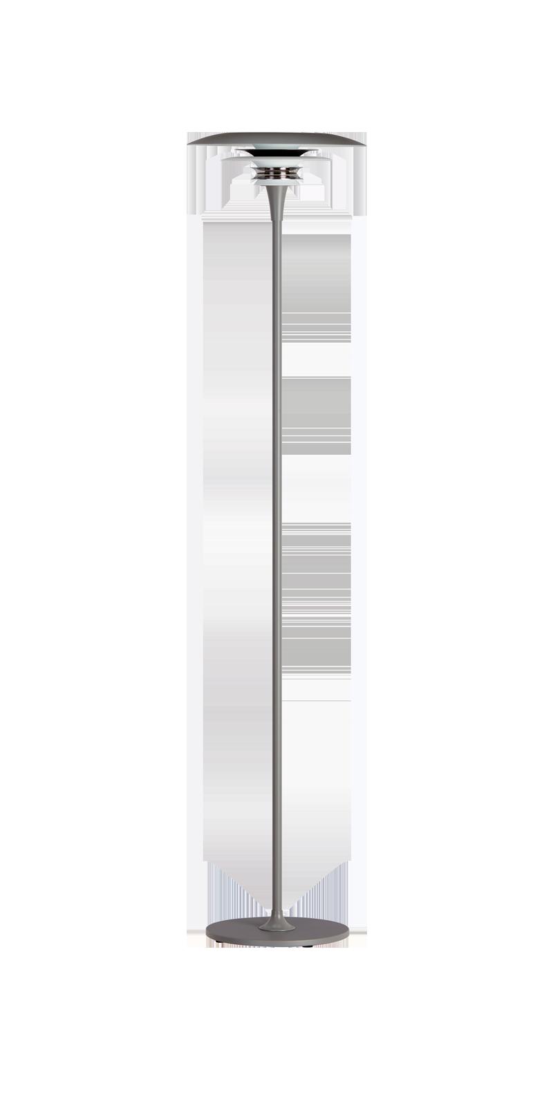 Belid Diablo grå/blank sort 3365